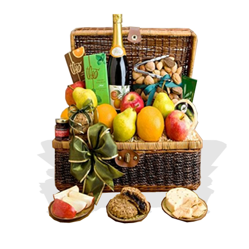 Gift Baskets Toronto Fruit : Sweet celebration fruit hamper fg galore ltd