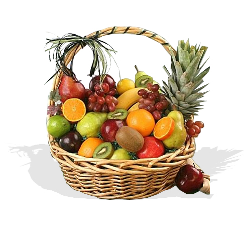 The Orchard Basket Fruit Basket  (FG13)