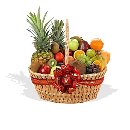 Season's Bounty Fruit Basket  (FG5)
