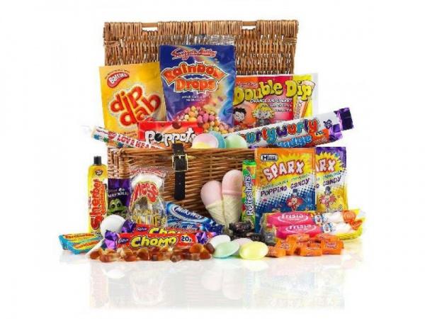 American Style Gift Baskets : Fruit Galore Ltd