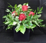 Diamante red roses (FGF3)