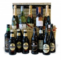 Large Alcohol Drinks Hamper   (FGX 12)