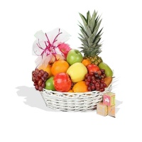 The New Arrival Fruit Basket  (FG11)