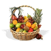 The Orchard Basket Fruit Basket