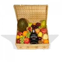 Fruit Hamper with Ruby Port  (BB6)
