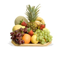 Tropical Fruit Basket  (FG12)