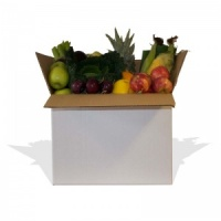 Large Vegetable & Fruit Box for 3-4 People