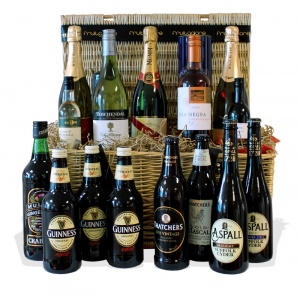 Large Alcohol Drinks Hamper