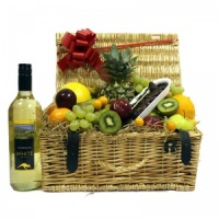 Deluxe Fruit with White Wine